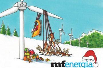 Buone feste a tutti da M.F. Energia!!!